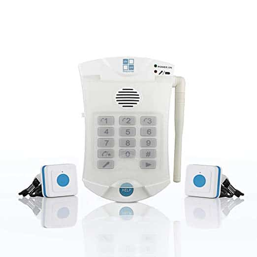 Medical Alert Systems No Monthly Fee Emergency Call