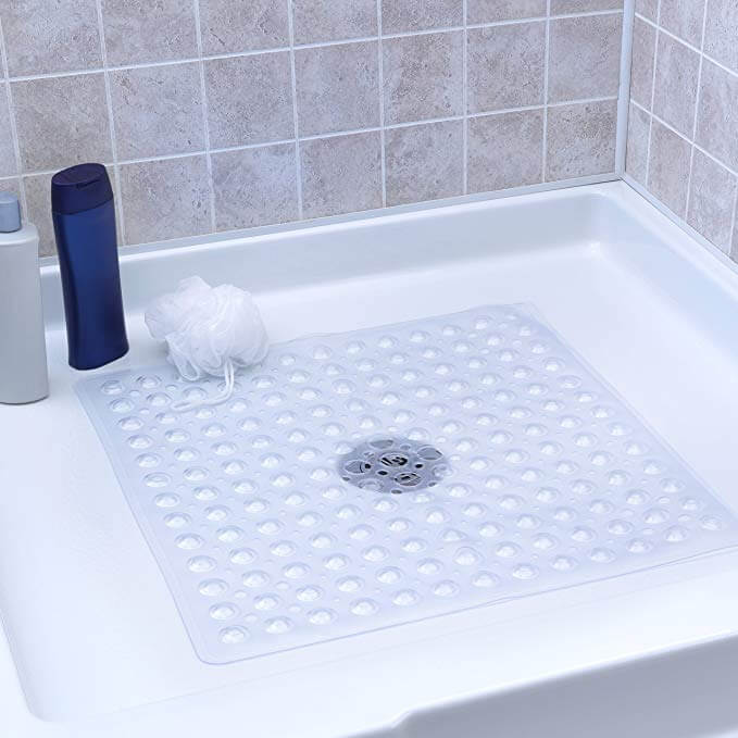 Non Slip Bath Mat For Elderly Safe And Secure